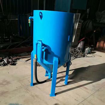 重庆液体喷砂机工作原理