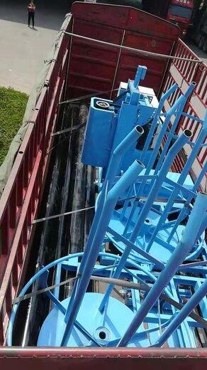 河南洛陽市西工區數控鋼筋籠繞筋機歡迎咨詢