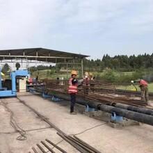 湖北鄂州市華容高鐵專用鋼筋籠繞筋機設備源頭圖片