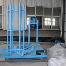 邯鄲市館陶30米鋼筋籠繞筋機面積小操作簡單方便圖片