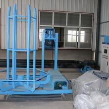 衡水市冀州小型鋼筋籠繞筋機操作進度圖片