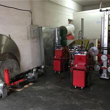 黑河市北安全自動液壓墻鋸繩鋸一體機廠家供應圖片