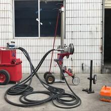 寶雞市陳倉區液壓切墻機繩鋸切割混凝土圖片