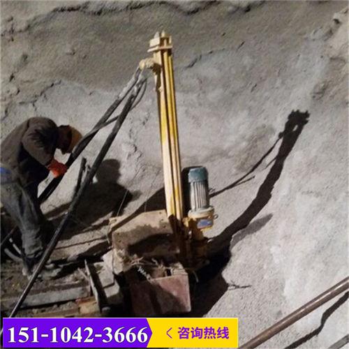 潜孔钻机井冈山冲击回转式潜孔钻机
