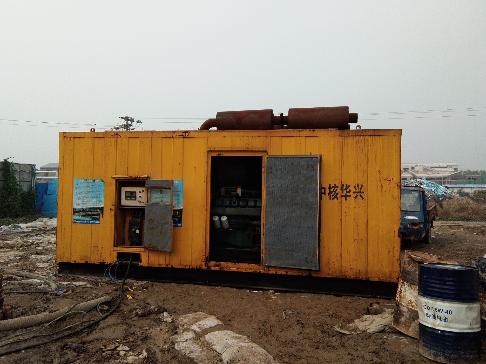 出租1000kw发电机欢迎租赁洽谈潍城区