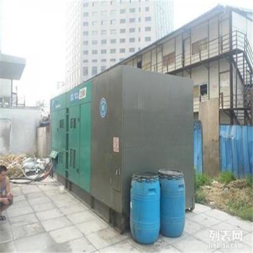 郑州管城区200kw发电车出租出租800千瓦发电机