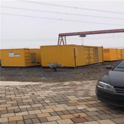安陽林州市400kw發電機出租租賃提供服務