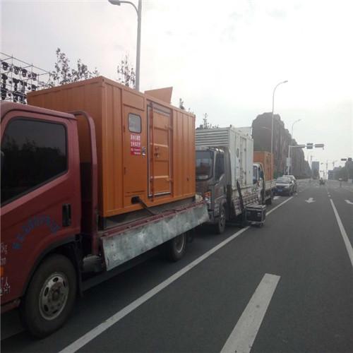 伊金霍洛旗400kw發電機出租租賃服務全城