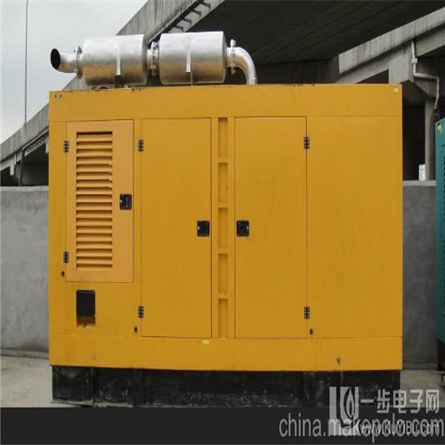 西峽發電機出租承包工程缺電