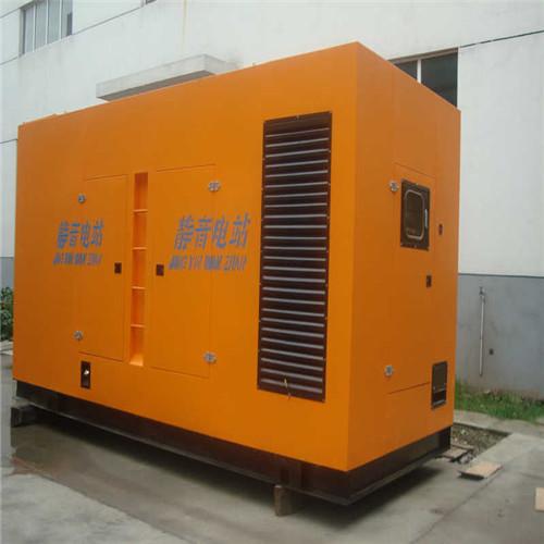 通許1200kw發電機出租性能好價位低