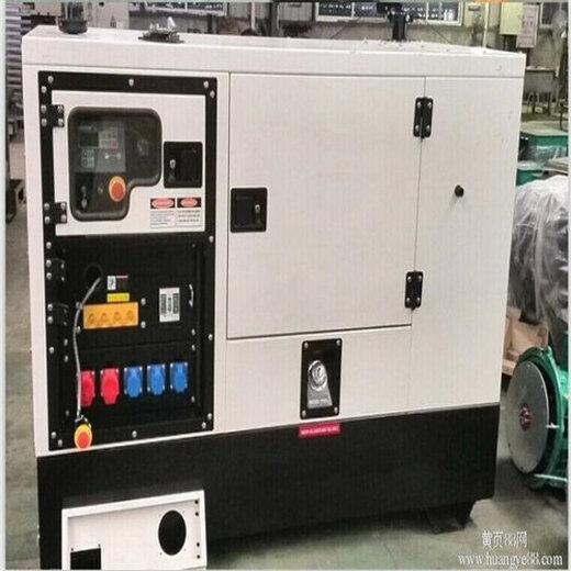 运城河津市发电机长期出租稳定性能强