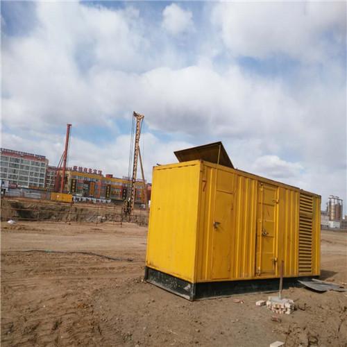 忻州原平市600千瓦发电机出租一站式服务