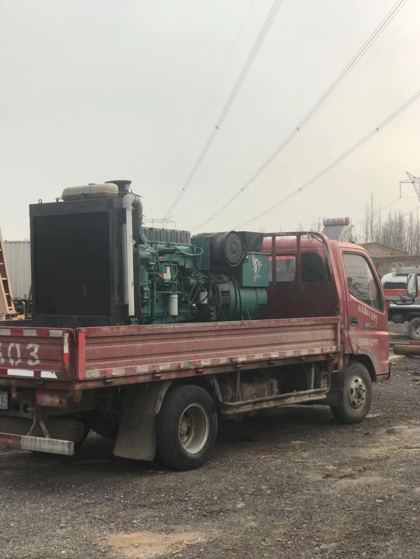 北京懷柔發電機出租質量可靠