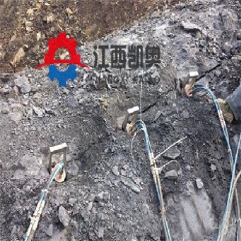 新疆博尔塔拉劈山器汽压劈裂器生产成本