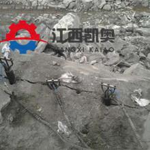 阜新分石器劈裂器是什么德國進口大型撐裂器圖片