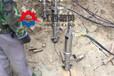 咸陽采石場分裂機土石方巖石撐石機柴油型劈石機