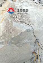 地基分石器菱镁矿开采分裂器劈裂机的原理抚州图片