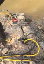 开山开裂器日本进口劈石器劈裂棒制作晋城图片
