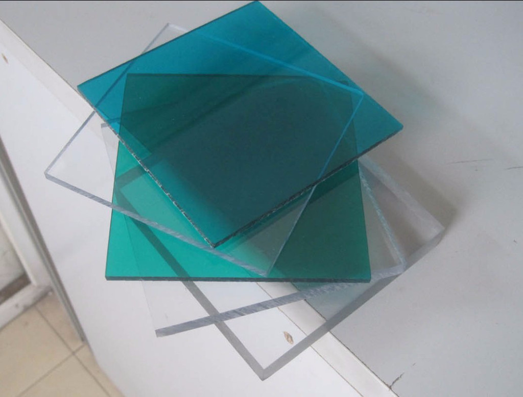 pc耐力板做房顶图片