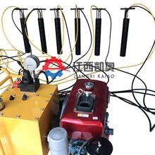 郑州挖机劈裂机电动分裂机深度图片