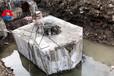 霹雳机露天开采岩石柱塞式劈裂棒生产厂家
