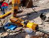 岩石劈裂机厂家直销劈裂棒挖基坑坚岩石