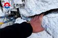 液压霹裂机石材开采大型矿山劈裂机