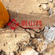烏蘭察布液壓裂石器視頻江西震山斧圖片