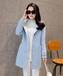 冬季女装T恤批发厂家款式流行的韩版女装外套批发女士牛仔裤批发市场