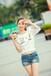 夏季女装批发2016新款夏装韩版时?#34892;?#36523;纯棉短袖T恤冰丝裙批发