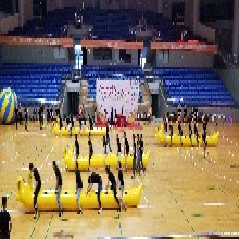 传奇体育团建活动组织,水上陆地趣味运动会策划组织
