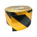 3m超强级黄黑反光膜道路安全工程专用晶彩格红白斜纹反光膜定制做