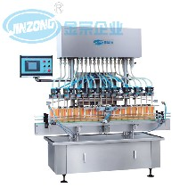 金宗机械供应全自动液体灌装机图片