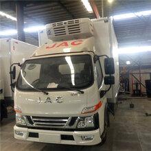 福田欧马可冷藏车厂家量大从优定制各种小型冷藏车
