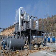 廢機油管式爐煉柴油設備圖片