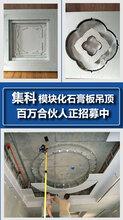 模塊化石膏板吊頂在精裝修時代有什么優勢圖片