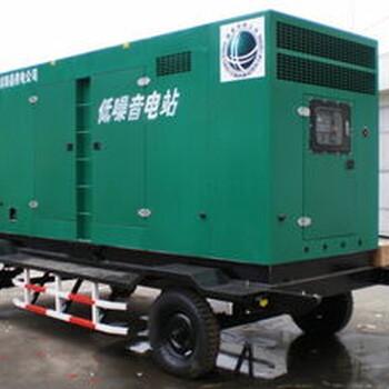 扬州发电机出租现货