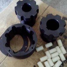 柱銷齒式聯軸器的尺寸和參數