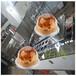 全自动吸塑盒装蛋黄酥铝箔自动封口机拓辉蛋黄酥包装机
