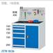 竭拓JTW-8107车间挂板工具柜