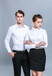 长沙职业衬衫定做,职员衬衣订做,工厂衬衫定制