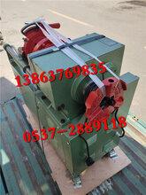 三速圆钢套丝机,预埋螺栓套丝机包装