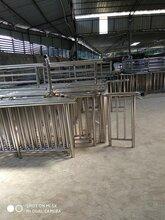 南寧不銹鋼護欄廠,南寧不銹鋼護欄定制,不銹鋼樓梯扶手欄桿,華軒護欄廠生產圖片