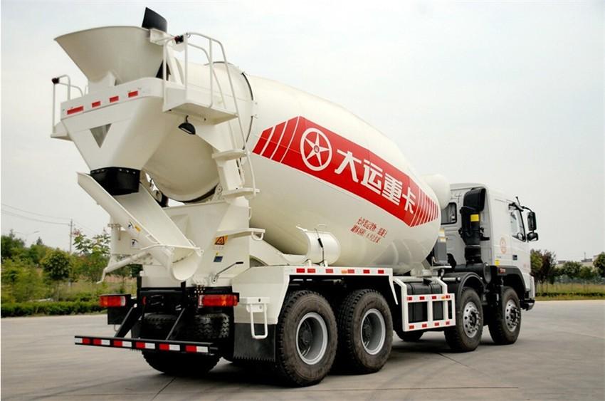 百色市河池市工程机械设备公司出租混凝土搅拌车及司机