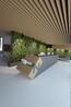 酒店弧形铝方通波浪形铝方通木纹铝方通吊顶