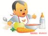 爱兜辅食:0-8月宝宝辅食添加宝妈放心宝宝健康