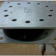 桥梁铅芯隔震橡胶支座性能特点图片