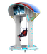 VR體驗館中的人氣之王:精敏數字VR跳傘讓你千米高空自由落體,圓夢航空運動!