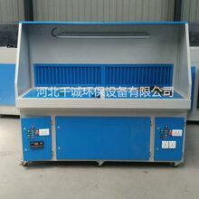 环保设备公司专业生产一体机焊接打磨平台抛光打磨吸尘工作台图片