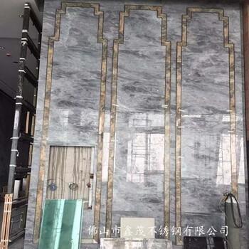 建筑装饰不锈钢装饰条家装不锈钢装饰条价格